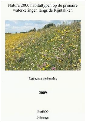 Rivierdijken in Natura 2000
