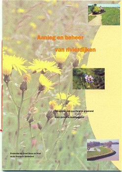 Brochure aanleg en beheer van rivierdijken