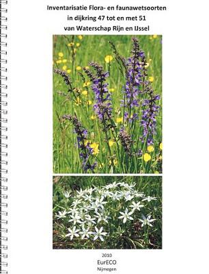 Flora- en faunawetsoorten in dijkring 47 t/m 51 van Waterschap Rijn en IJssel