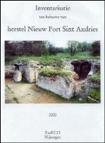 Herstel Nieuw Fort Sint Andries