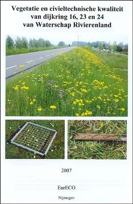 Vegetatieonderzoek 2007 voor Waterschap Rivierenland